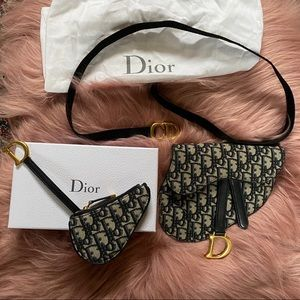 Dior Bags - 🔥NEW DREAM Dior Saddle Belt Bag x 2 belts Bundle